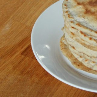 Scrumptious Oatmeal Pancakes
