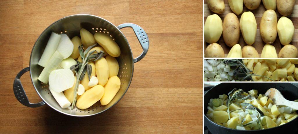 Rustic Potato Soup