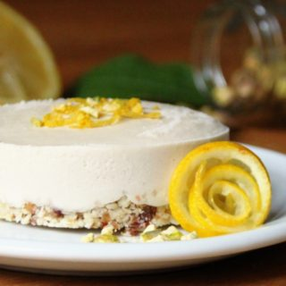 Cashew Cream Cheesecake