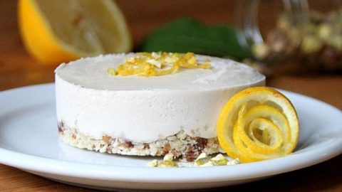 Cashew Cream Cheesecake The Greedy Vegan