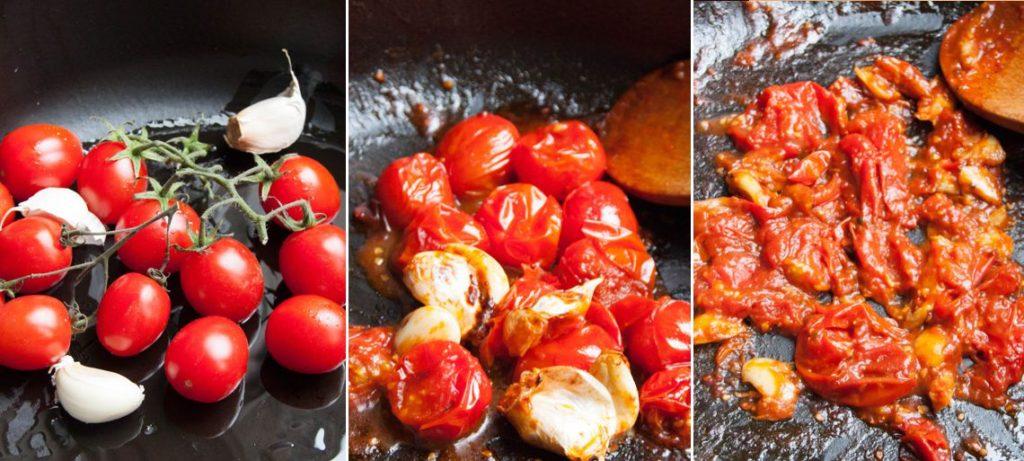 kale and tomato pasta 001