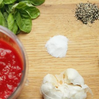 Basic Pizza Sauce