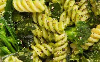 Parsley Cashew Pesto