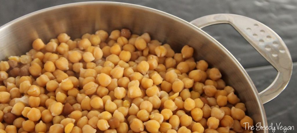 how to cook and store chickpeas