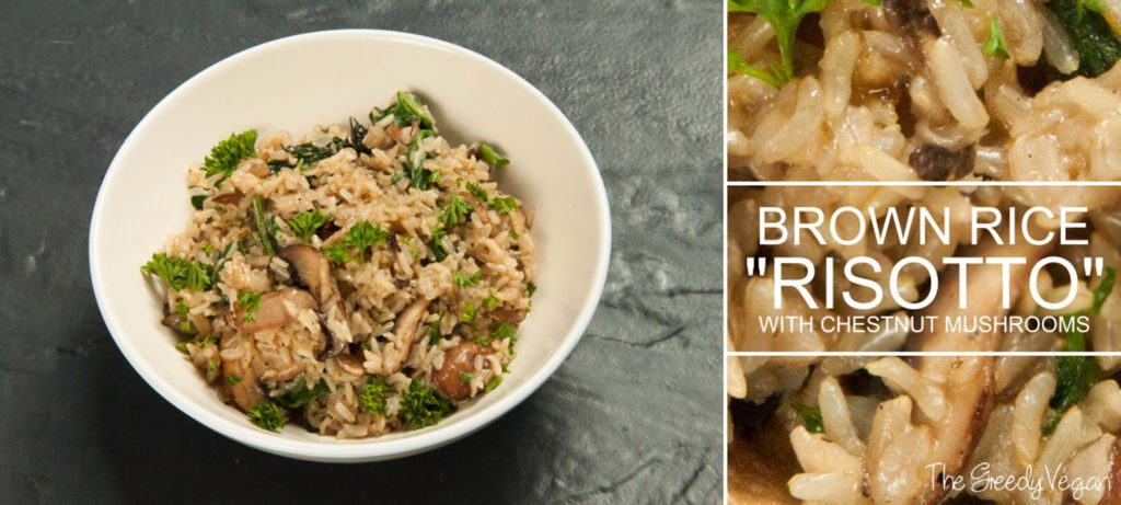 brown rice risotto 001