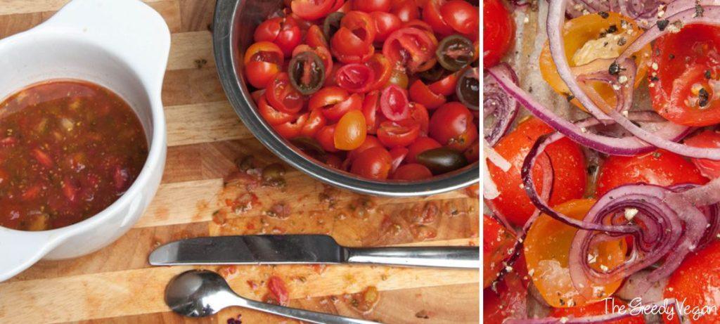 Tomato Tarte Tatin 001