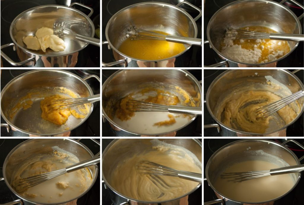 Creamy Chanterelle Pasta