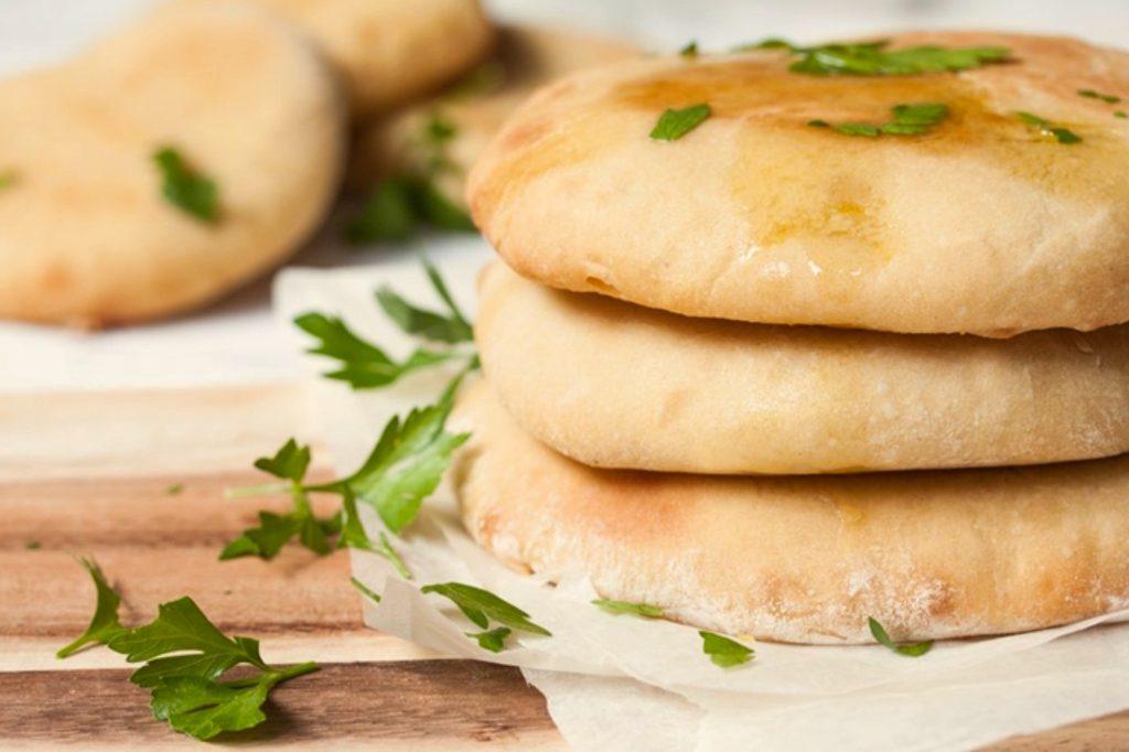 Vegan Naan Bread