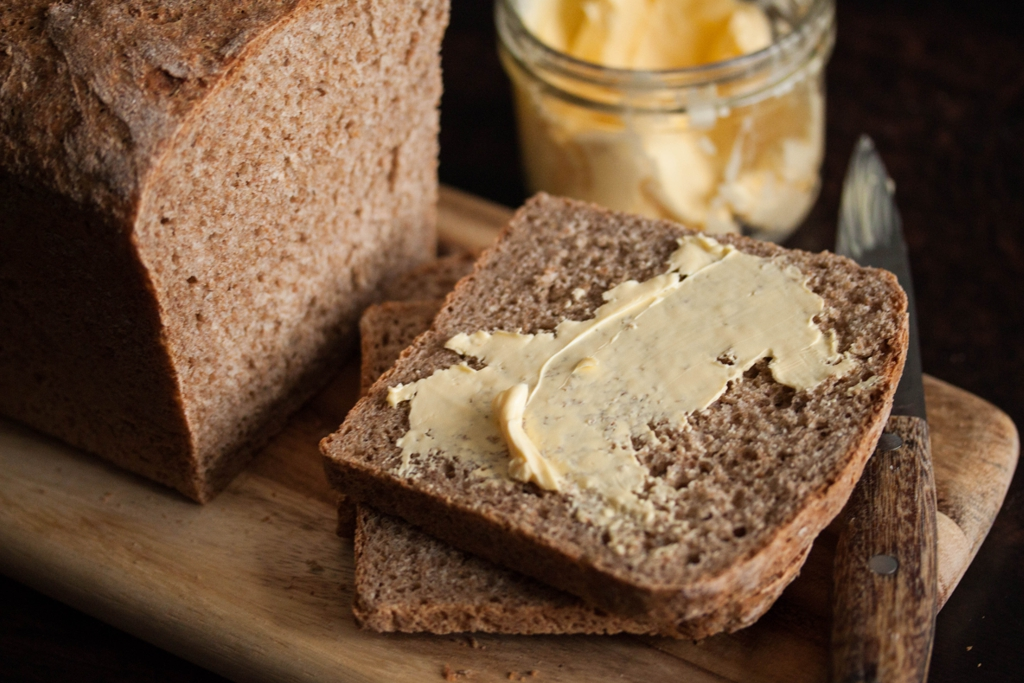 Soft Wholemeal Sandwich Bread